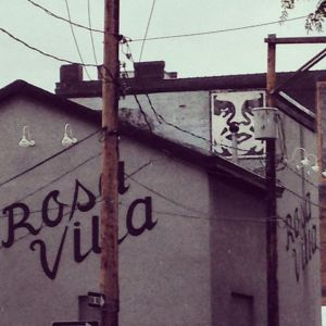 Villa Rosa meets Rosa Villa. Also check out that sweet Obey slap. Portland, OR
